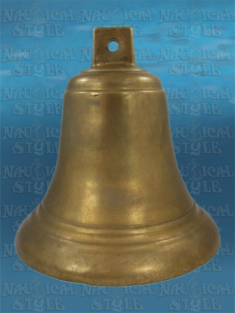 Large Ship's Bell - Image 1