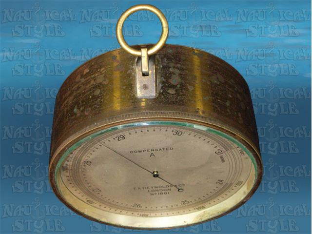 T A Reynolds Barometer Image 2