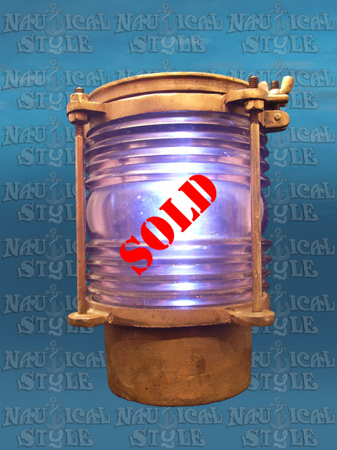 Perko Masthead Lamp - SOLD - Image 1