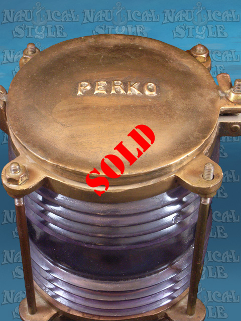 Perko Masthead Lamp - SOLD - Image 2