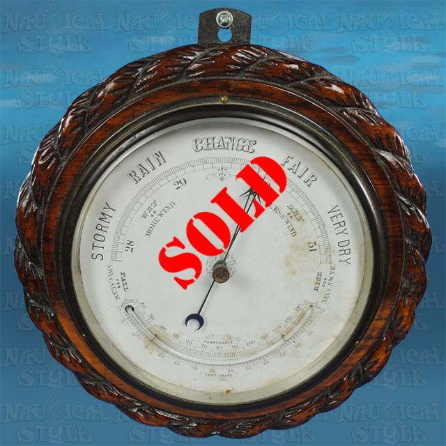 Victorian Barometer Img 1 - SOLD