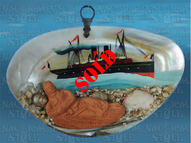 Shell Art Img 1 - SOLD