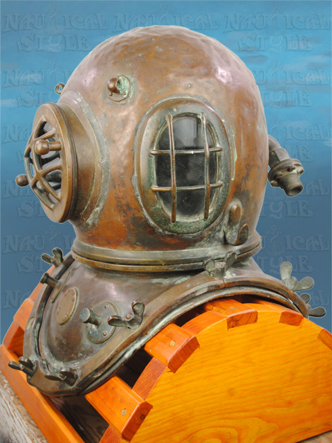 Siebe Gorman Diving Helmet - Img2