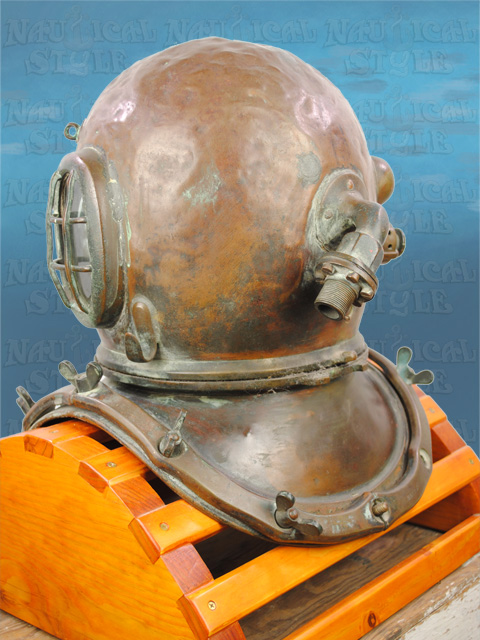 Siebe Gorman Diving Helmet - Img4