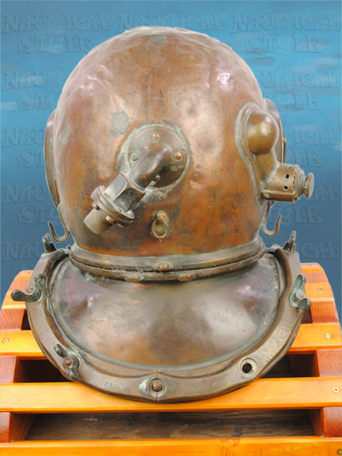 Siebe Gorman Diving Helmet - Img5