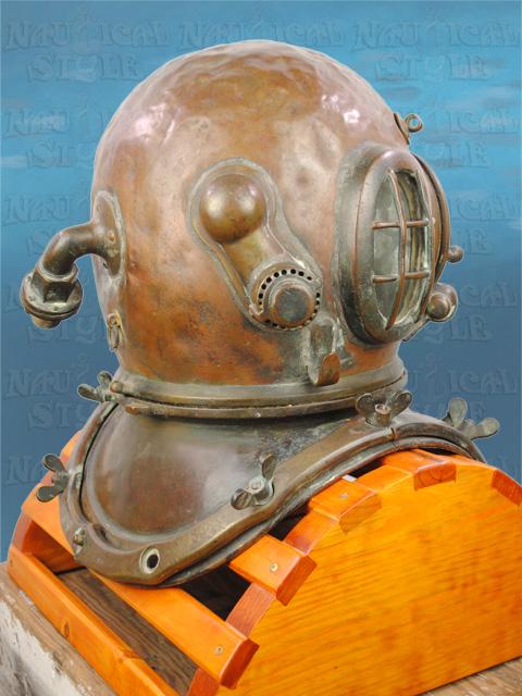 Siebe Gorman Diving Helmet - Img6