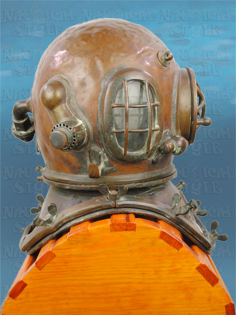 Siebe Gorman Diving Helmet - Img7