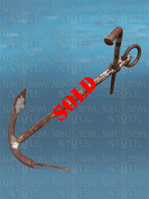 Admiralty Pattern Anchor