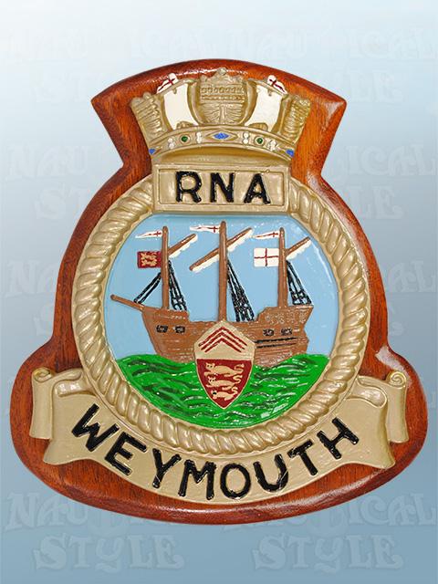 RNA Badge - Weymouth