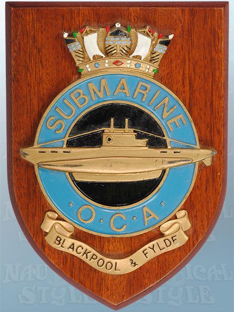 RNA Badge - SOCA Blackpool & Fylde