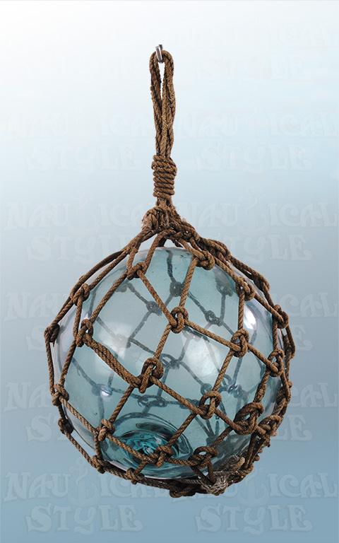 "12"" Japanese Glass Fishing Float (2)"
