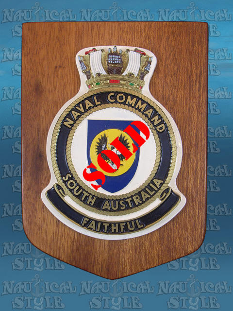 Navy Badge, Naval Command - South Australia