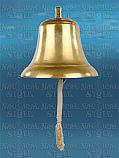 "Ship's Bell, Bronze 8.25"" (21cm) - Vintage Japanese"
